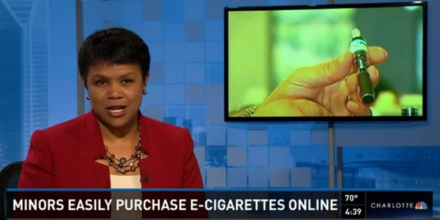 E-Cigarette Study Attracts National Attention