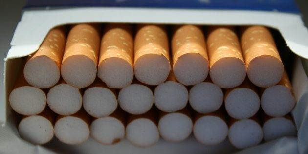 Marketing of Flavored Cigarettes Continued After Ban